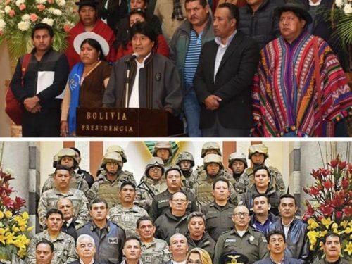 In vista delle elezioni in Bolivia. di Eros R.F.