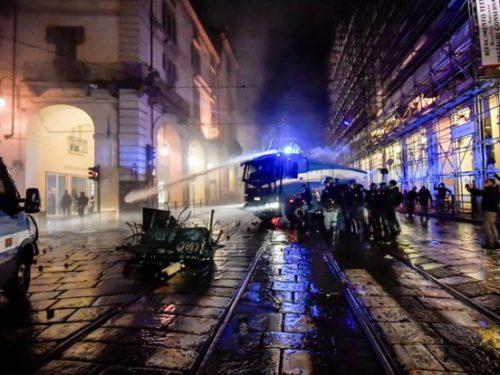 Le proteste anti-Conte banco di prova della sinistra, di Claudio Barca Legra