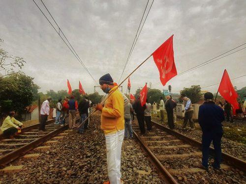 Sull'insurrezione popolare del popolo indiano