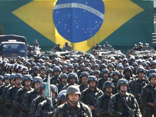 Comunicato sull'imperialismo brasiliano