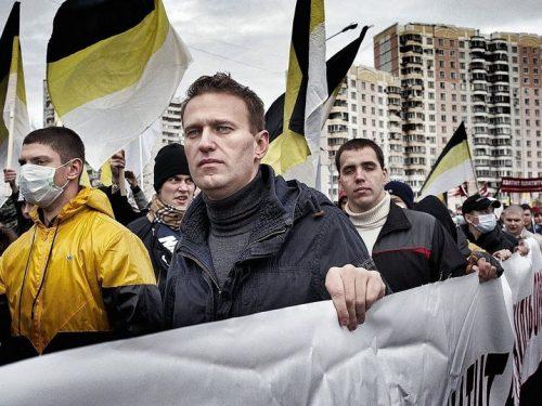 Navalny: da Hitler a Mandela in pochi semplici passi