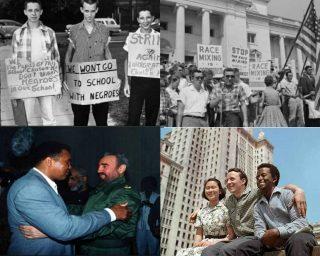 Scontro razziale o di classe?