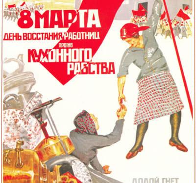 Auguri alle donne, per una società socialista!