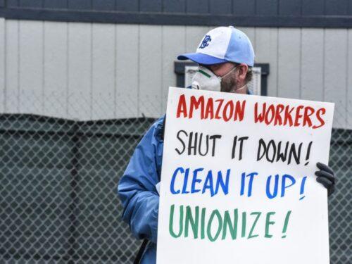Amazon ai lavoratori!