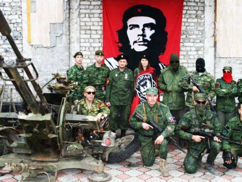 Donbass: i neonazisti filo atlantici si preparano alla guerra