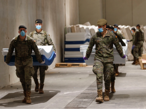Covid e spese militari: un riassunto